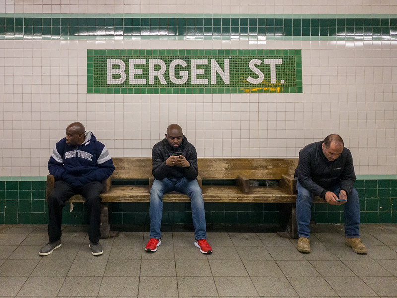 Bergen Street Subway Station