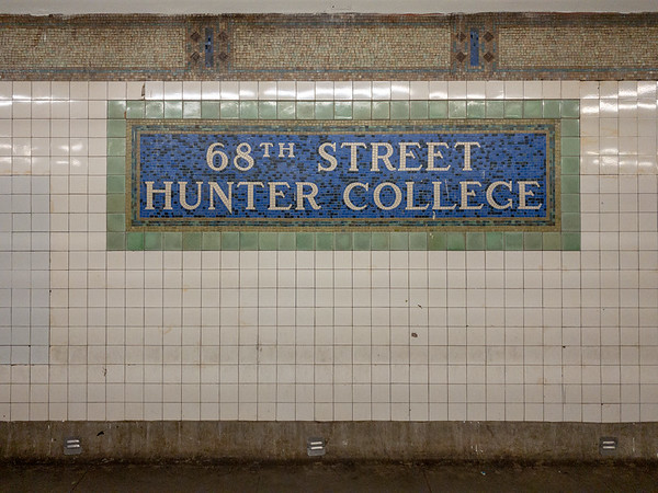 86th Street - NYC Subway