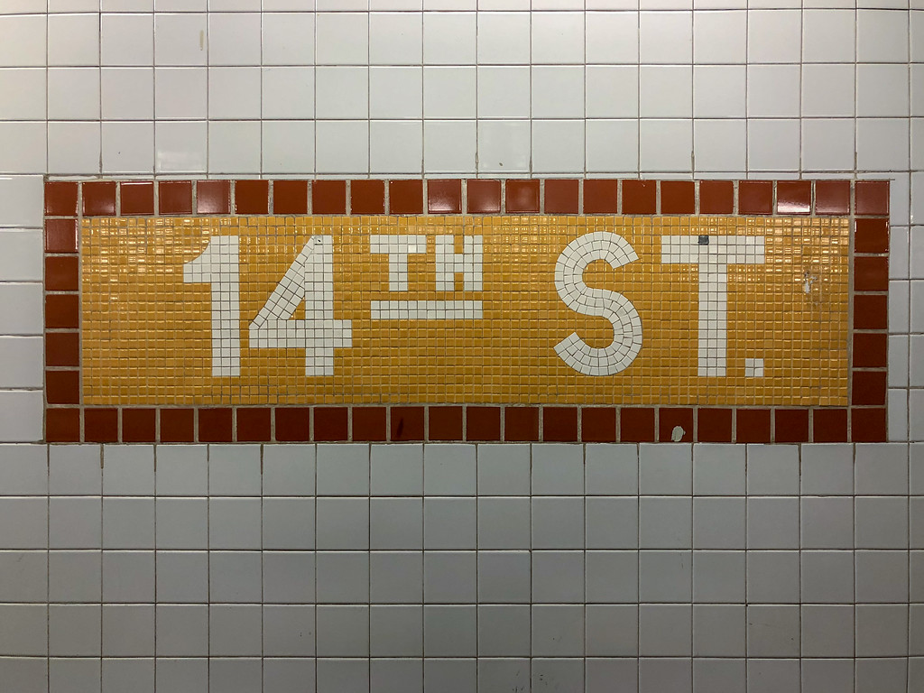 14th Street Subway Station