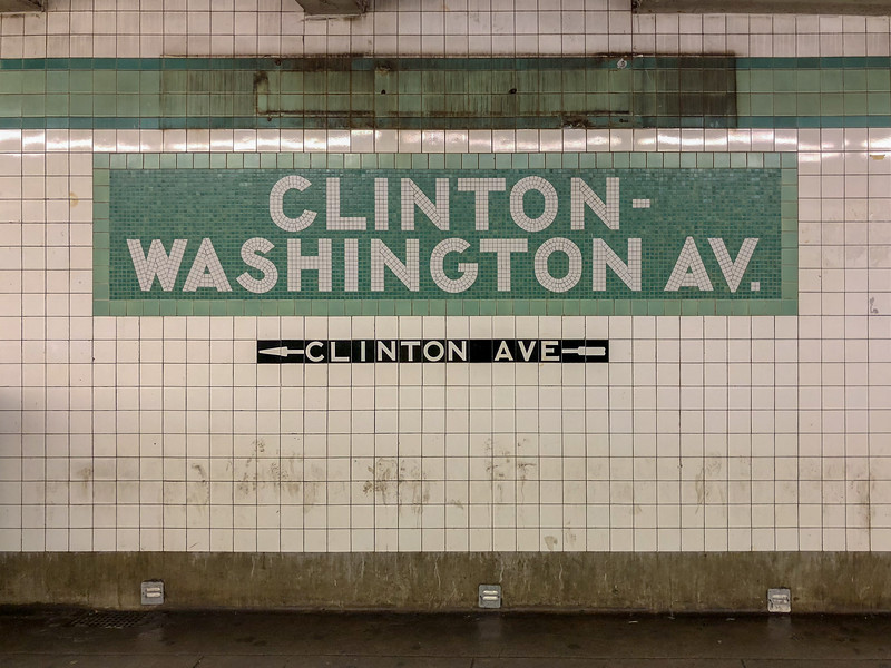 Clinton-Washington Avenue Subway Station