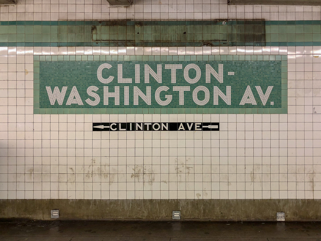 Clinton-Washington Avenue Subway Station