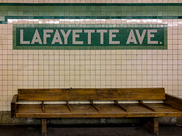 Lafayette Avenue Subway Station