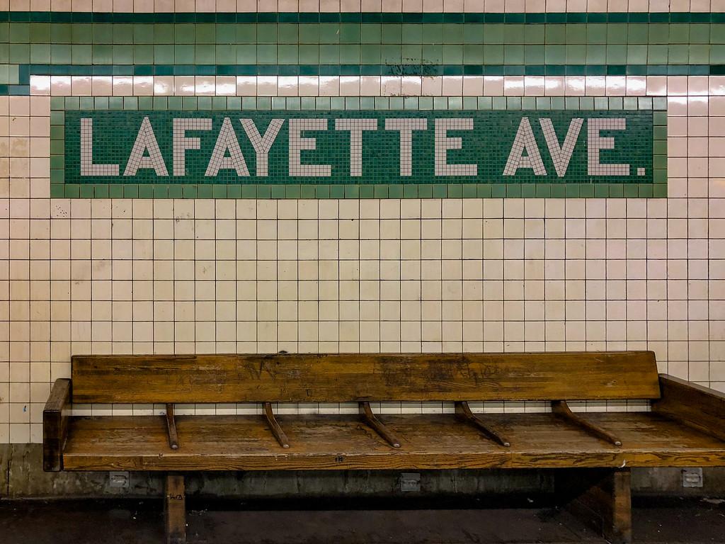 Lafayette Avenue Subway Station