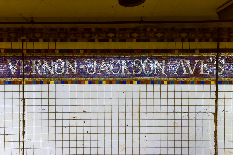 Vernon-Jackson Avenue Station - New York City