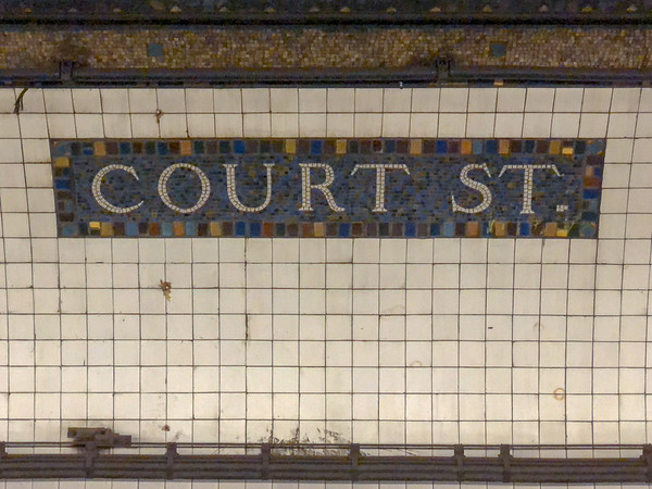 Court Street Subway Station