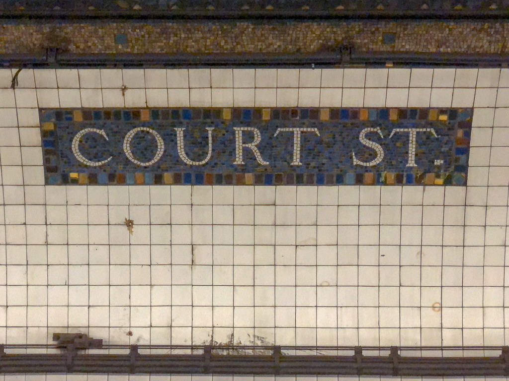 Court Street Subway Station
