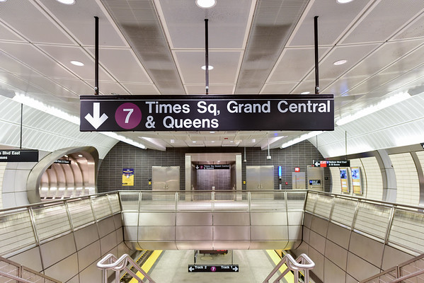 Hudson Yards Subway Station - NYC