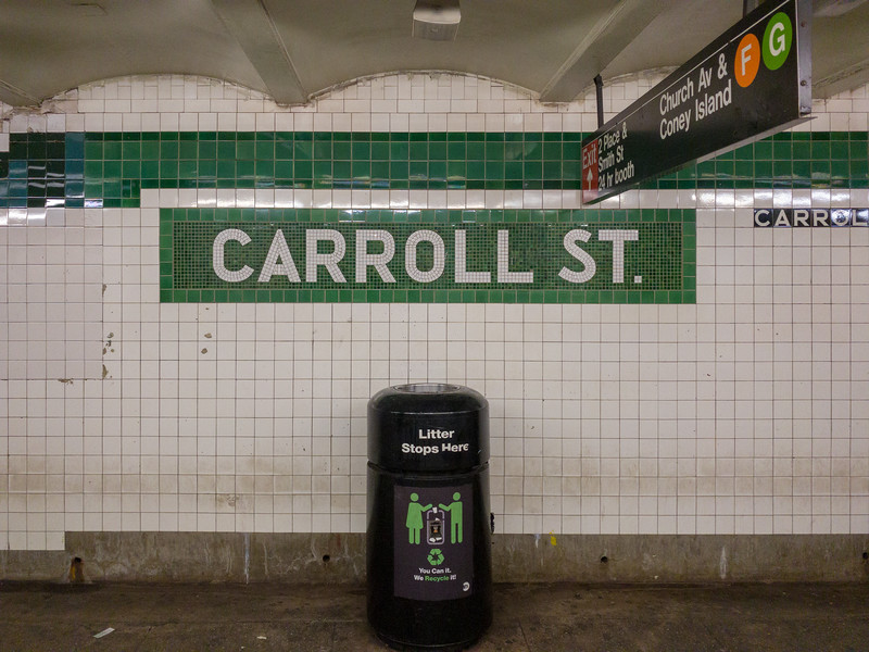 Carroll Street Subway Station