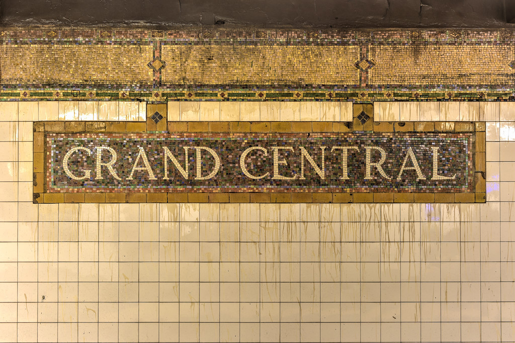Grand Central Subway Station - New York City
