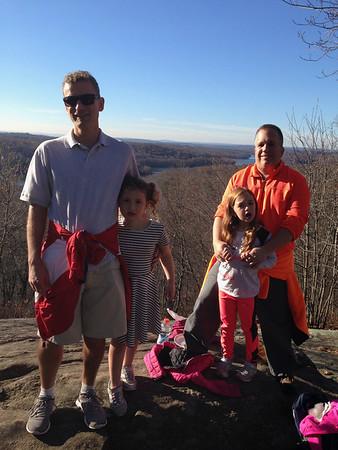 Pound Ridge Hiking