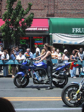 Queens Pride - 2 June 2002