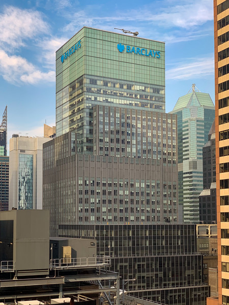 Barclays Office Building - New York City