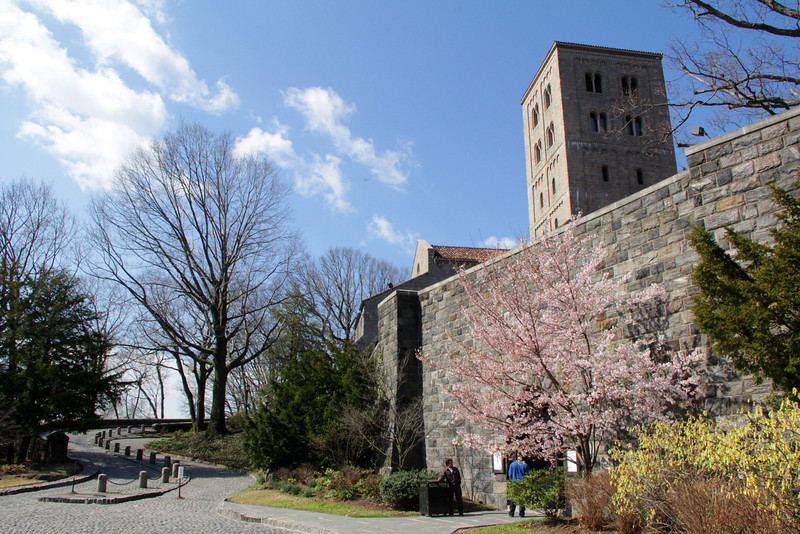 The Cloisters, Early Spring