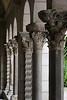Column Whimsy, St Guilhem Cloister