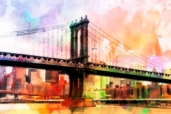 Bridges Of New York City