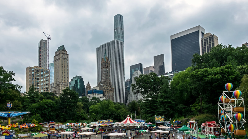 Wollman Rink - Central Park - 2017