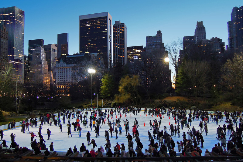 Wollman Rink in Central Park - 2011