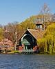 Along Harlem Meer - Central Park - 2012