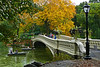 Bow Bridge - Central Park - 2008