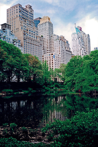 The Pond - Central Park - 2007