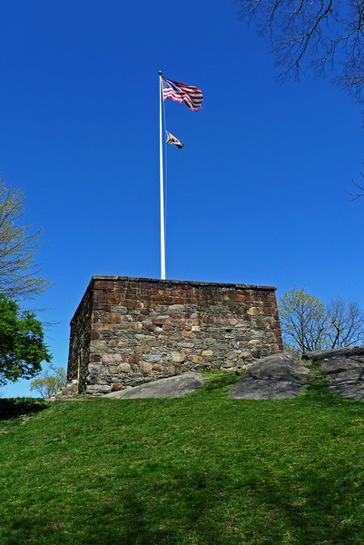 The Blockhouse - Central Park - 2012