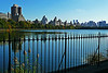 Jacqueline Kennedy Onassis Reservoir and Upper East Side - Central Park - 2008