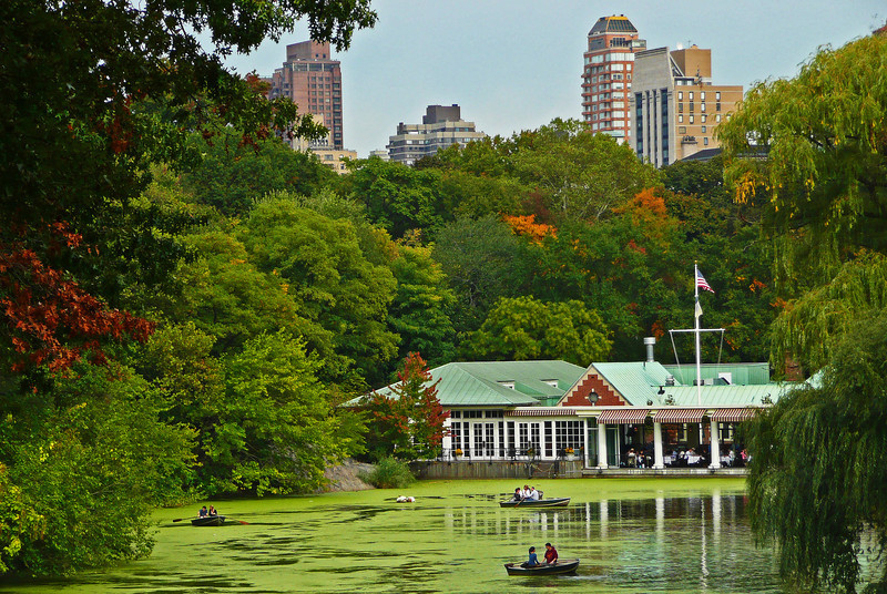 Loeb Boathouse - Central Park - 2008