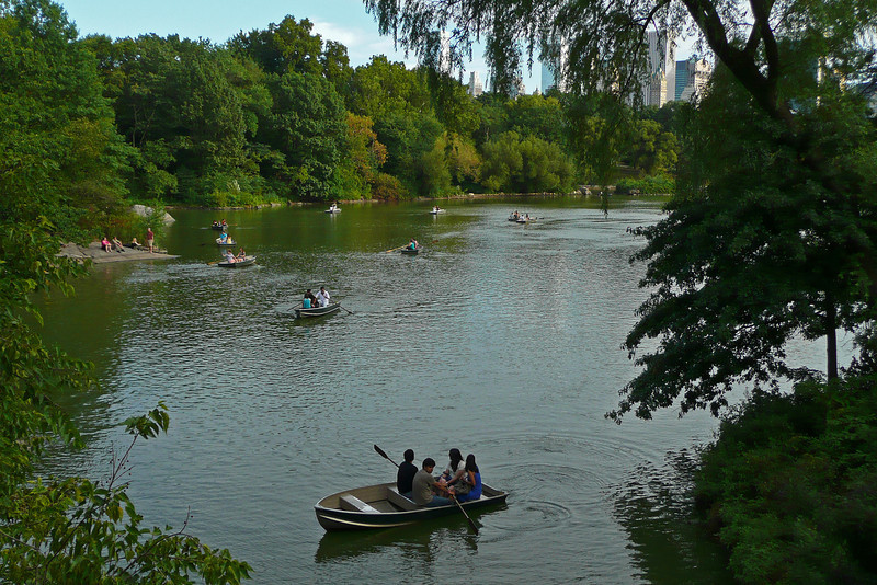 The Lake - Central Park - 2010