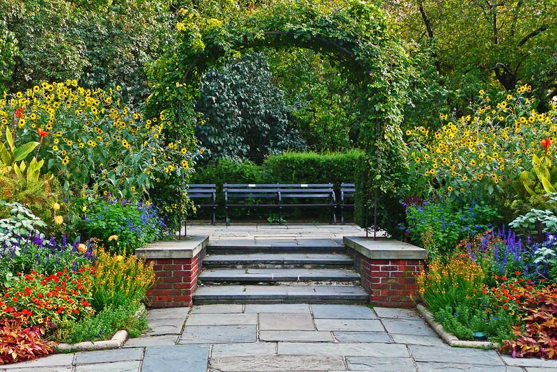 Conservatory Garden - Central Park - 2008