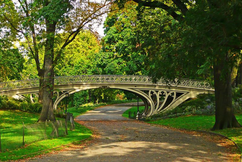 Gothic Bridge - Central Park - 2008
