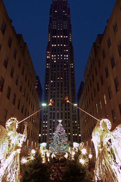 Christmas at Rockefeller Center - 2010