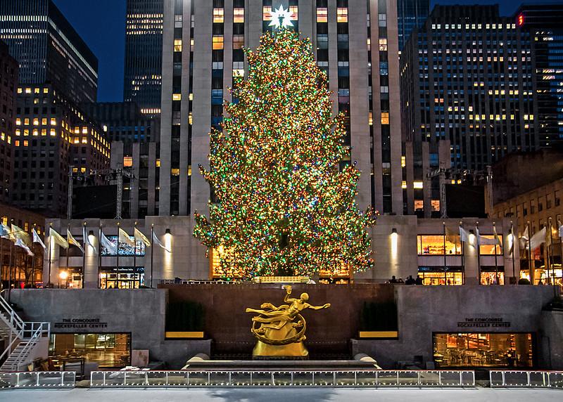 Rockefeller Center - 2014