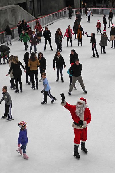 Rockefeller Center - 2012