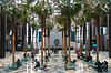 Winter Garden Atrium - Lower Manhattan - 2007