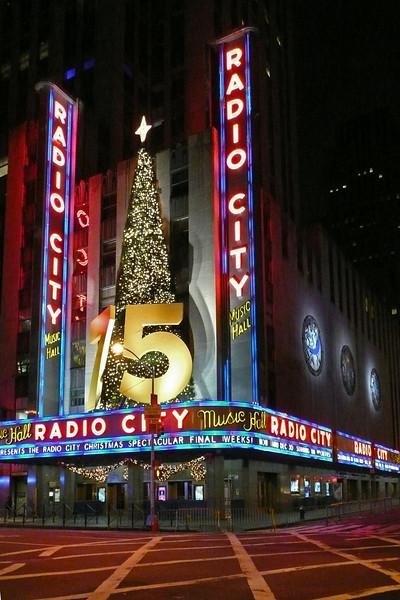 Radio City Music Hall - 2007