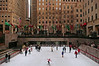 Ice Skating at Rockefeller Center - 2008