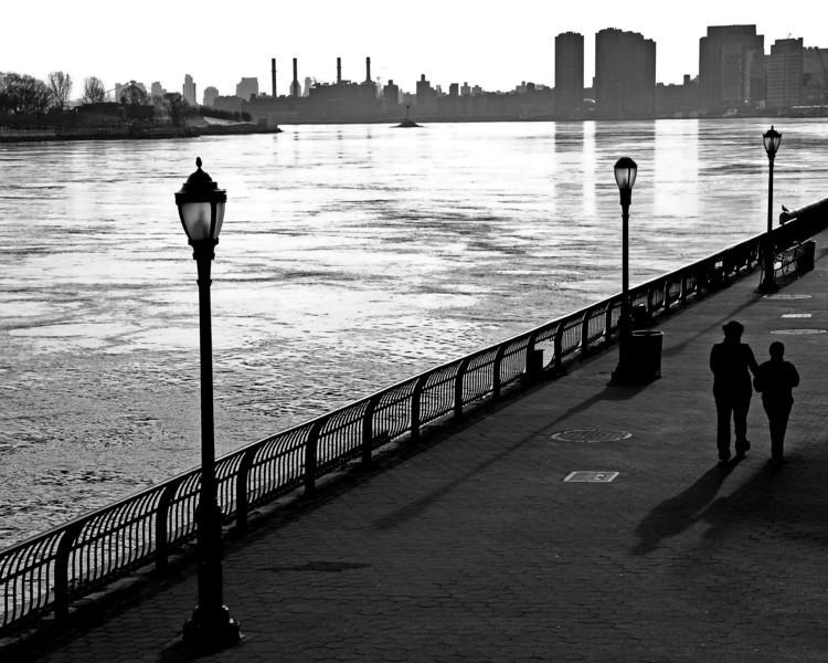 East River Esplanade - 2012
