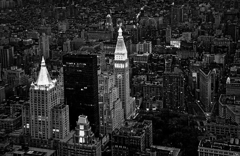 Flatiron District - 2007