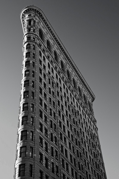 Flatiron Building - Fifth Avenue and 23rd. Street - 2013