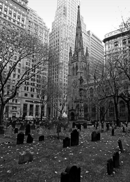 Trinity Church - Lower Manhattan - 2013