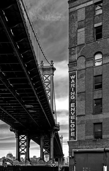 Manhattan Bridge - Brooklyn - 2014