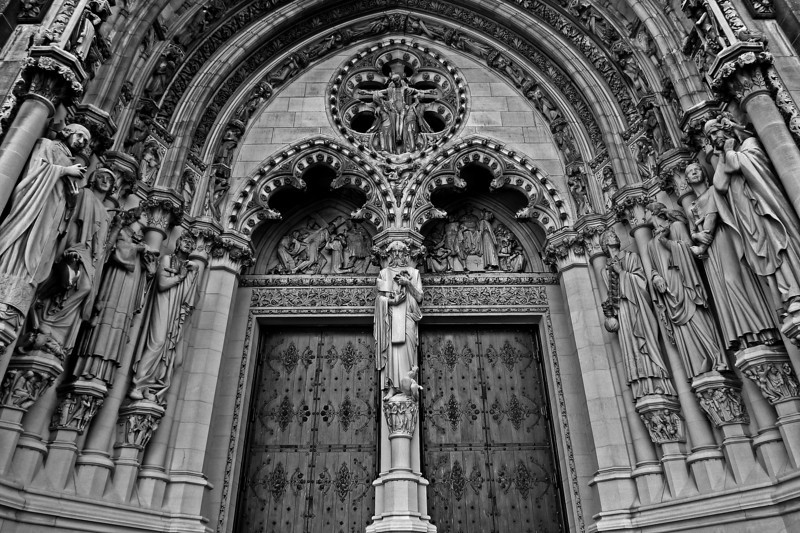 Cathedral Church of St. John the Divine - Morningside Heights - 2012