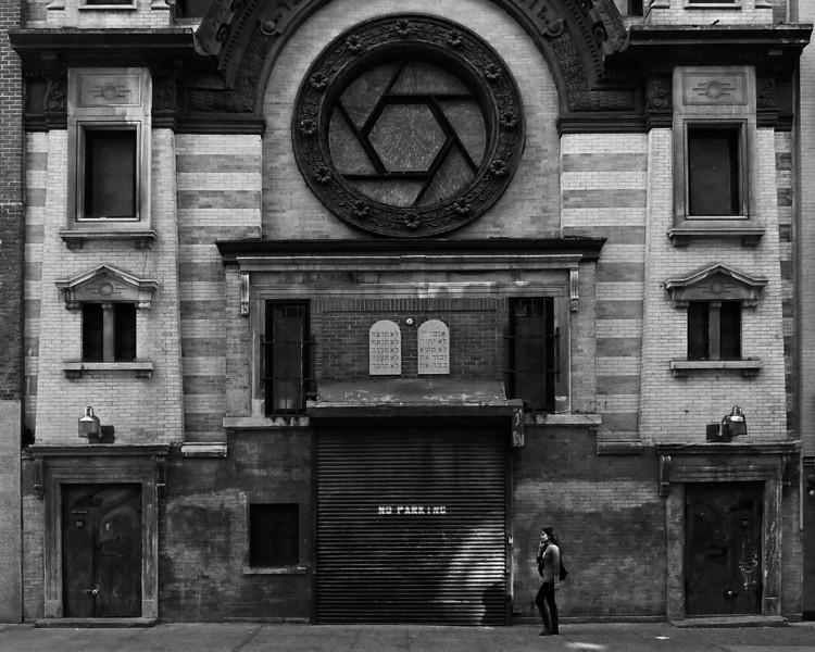 Adath Jeshurun of Jassy Synagogue, then Erste Warshawer (First Warsaw) Synagogue  - Rivington Street - Lower East Side - 2012