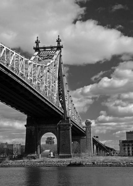 Queensboro Bridge and Long Island City, Queens - 2013