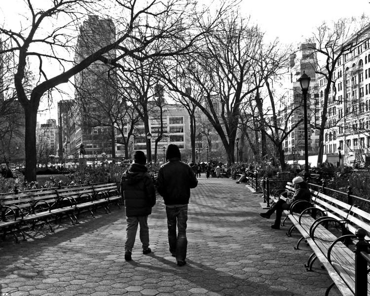 Union Square - 2012