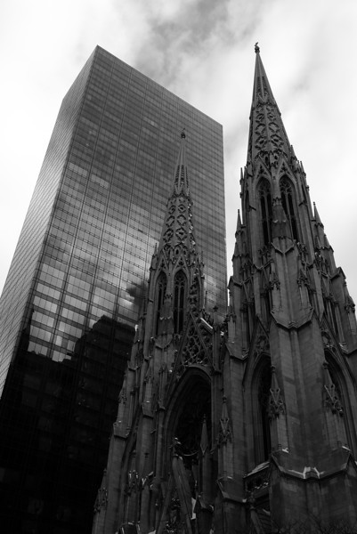 St. Patrick's Cathedral - 2010