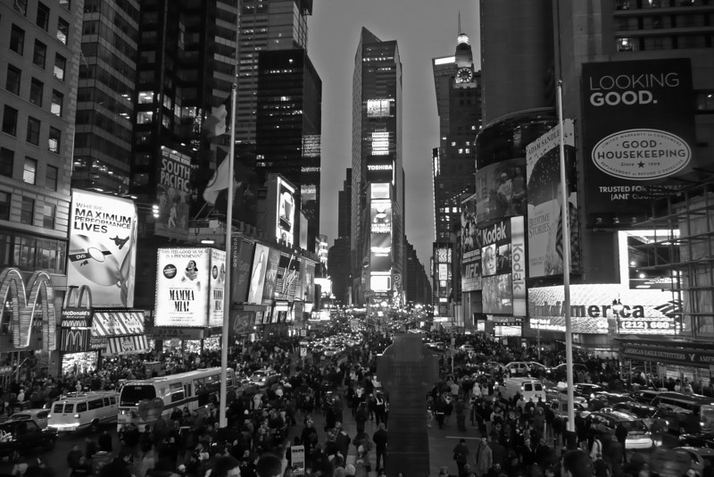 Times Square - 2008
