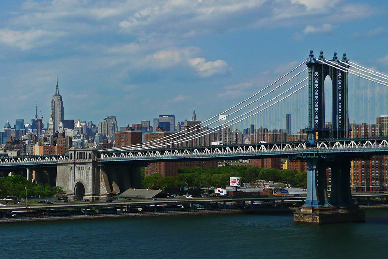 Manhattan Bridge - 2008