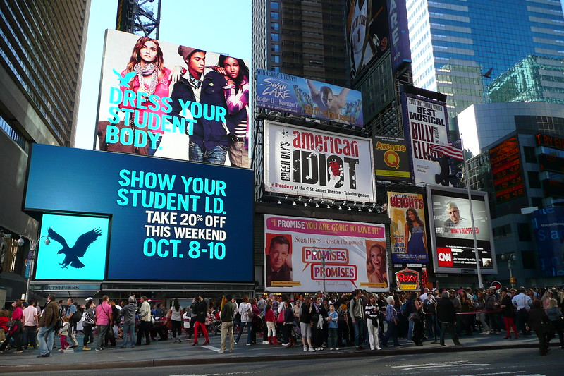 Times Square - 2010