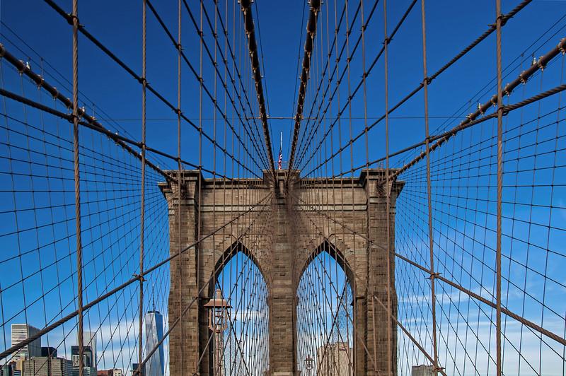 Brooklyn Bridge - 2014